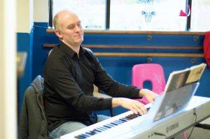 Steve Prichett Teacher Singing